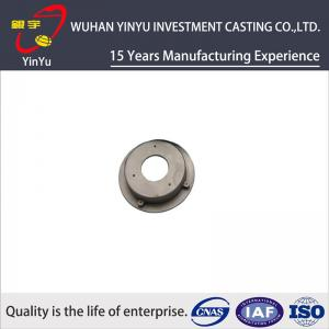 China Customized Lost Wax Metal Casting Parts Proe / Igs / Stp Applied Software on sale