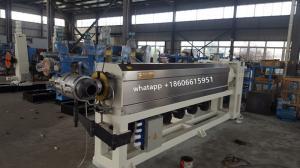 China Drain Twin Screw Extruder Machine / Double Screw Extruder Machine / PVC Pipe Extrusion Machine on sale