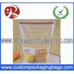 Мешки с бортовым уплотнением, многоразовые мешки качества еды OPP пластичные хлеба
