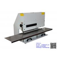 Guillotine Type Pcb Depanelizer Depaneling PCB Aluminium LED Rigid Bar