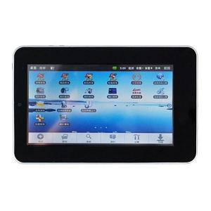 China 7 inch Android 4.0 Bluetooth Dual Camera 3G Calling Touch Tablet with 2 Sim Card Slots on sale