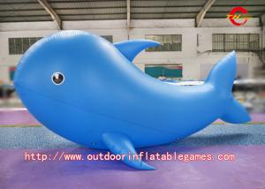 China Popular Inflatable Model Blue Inflatable Ocean Animal For Theme Park Decoration on sale