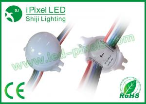 China DMX Control LED pixel christmas lights / Advertising Outdoor smd LED module light on sale