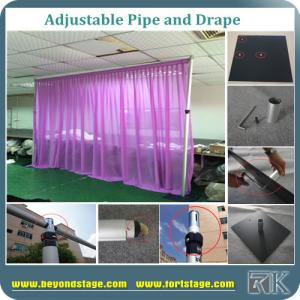China aluminum pipe and drape for sale on sale