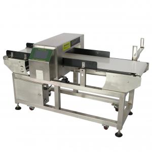 China Conveyor Belt Metal Detector For Plastic , Frozen Food, Recycling , Manufacturing And Other Processing Industry on sale