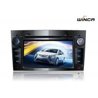 6.2 Inch Opel Astra Gps Navigation , Multimedia Touch Screen Car Stereo With Gps