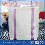 1 Ton Plastic Big Bag/ Super Sacks,plastic big bag with open top and discharge spout