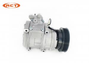China Caramel 2.2 Ac Compressor Replacement , Toyota Auto Car Air Conditioning Compressor 12V on sale