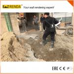 250W ningunos Barrel/mezclador de cemento portátil del cubo/del tambor para un trabajador