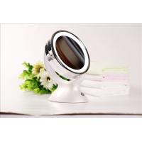 China 1x 5x Magnifier LED Makeup Mirror Round Double Side Battery Operated on sale
