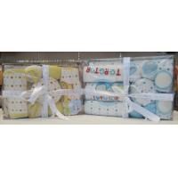 Fashionable Infant Soft Cute Cotton New Born Baby Boy Christening Gift Sets