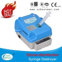 syringe destroyer needle burner factory BD-310