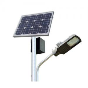 China IP65 Protection Grade Integrated Solar LED Street Light Ф60-75mm Mounted Diameter on sale