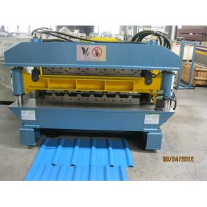China Double Layer Profile Steel Rolling Machine For Roof and Cladding on sale