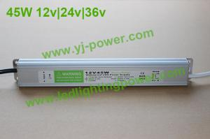 China switching power supply transformer 45w for LED street lights,LED panel lights,LED Light,LED Flood Light,LED Wall Light on sale