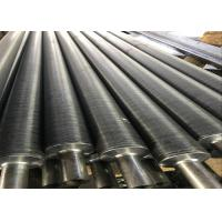 China Small Wind Resistance Electric Fin Tube , High Heating Efficiency Boiler Fin Tube on sale