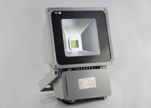 China IP65 LED Flood light 70w 4000K , LED Landscaping Lights AC85 - 265V Meanwell driver on sale
