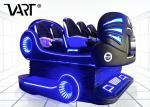 6DOF Platform 6 Seats 9D VR Cinema / 9d Adventure Extreme Cinemas