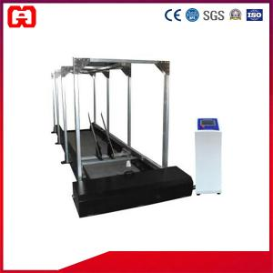 China Baby Stroller Dynamic Endurance Tester With 35 × 35 × 100cm Control Box on sale