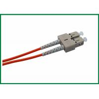 Simplex Duplex SM MM Fiber Optic Patch Cord Pigtail Cable with PVC LSZH Armored Jacket