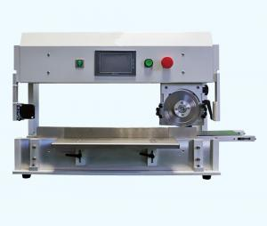 China Automatic PCB Depaneling Machine With Precision LCD Program Control Monitor on sale