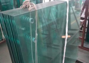 China Heat Reflective Toughened Glass Panels with Solid Custom Size Tempered Glass on sale