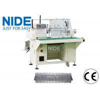 Multi Layer Automatic Coil Winding Machine For Micro Air Conditioner Motor