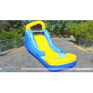 China slip and slide for adult and kids,backyard water slide on sale