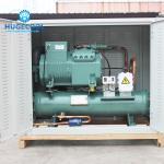 Freezer refrigeration compressor condensing unit for sale