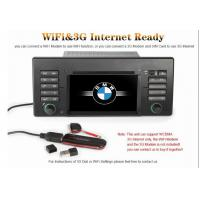 Car Radio BMW DVD Players E39 X5 E53 M5 Car DVD Systems Support I-GO / TOMTOM Map