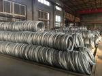 6mm galvanized steel wire used for fencing hot dip galvanized steel wire 50 kgs per coil, 2mm diameter steel wire