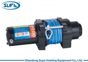 China Tow Recovery Electric Lifting Winch , Overhead Electric Winch For Small SUV Or Buggy on sale