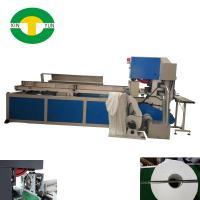 High speed automatic band saw jumbo toilet paper cutting machine