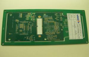 China 10 Layer FR4 Rigid Multilayer PCB Immersion Gold For Banking System , 1 OZ Copper PCB on sale