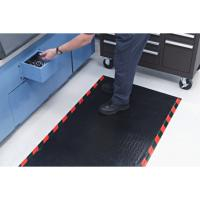 Chemical Resistant Anti Fatigue Floor Mats / Anti-Static Floor Mat For Workshop