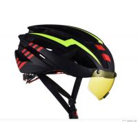 25 Air Cooling Vents Road Bicycle Helmet With Glasses Soft And Washable Lining