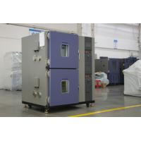 Double - Deck Programmable Constant Temperature Test Box For Electronic Performance