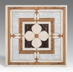 Anti Corrosion Decorative Plastic Ceiling Tiles , Pvc Laminated Gypsum Ceiling Tiles