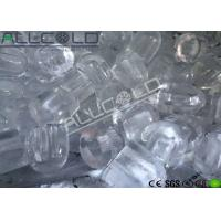 Logistics Preservation Tube Ice Machine 1 - 20 Tons / Day SGS CE Certification