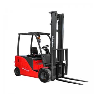 China MIMA 3.5tons 4-wheels Front Drive Horizontal Balance Forklift Truck with Hydraulic Steering on sale