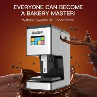 New design factory price Edible food DIY food best price Chocolate 3D Printer
