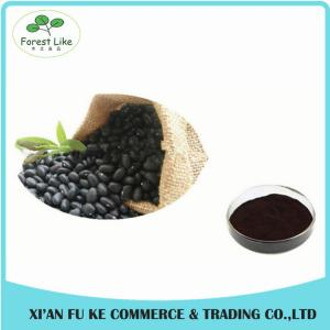 China Factory Supply High Antioxidant Content Black Bean Peel Extract on sale
