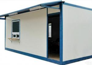 China Flat Fold Modular Buildings Made From Shipping Containers  Stackable  Steel Luxury on sale