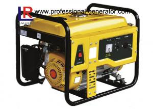 China 2kw 230V Single cylinder Gasoline Power Generators for Home / Outdoor use on sale