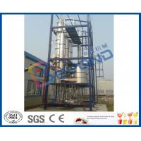 Continuous Feeding Multiple Effect Falling Film Evaporator With CIP Cleaning System