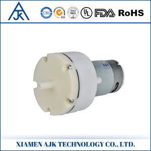 China 8LPM Miniature Diaphragm Pump DC Electric Air Compressor Pump on sale