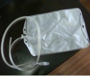 Quality Custom Peritoneal Dialysis Bags Closed Loop Drainage System For