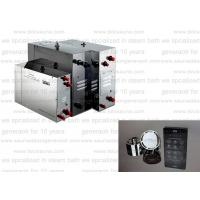 China Stainless Steel Electric Steam Generator Auto Flushing With 3 phase on sale