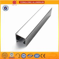 China Anti-scratch Polished Aluminium Profile Extrusion For Door And Window on sale