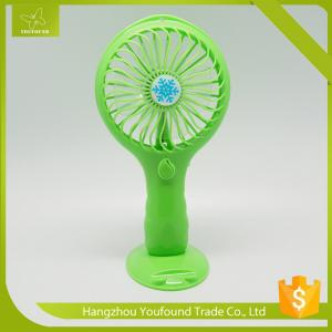 China BS-5570 Rechargeable Lithium Battery Operated Mini Table Fan on sale